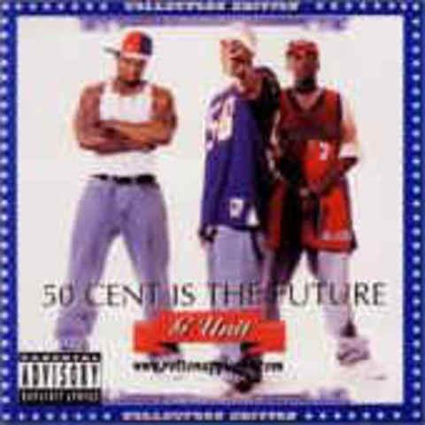 """Album, """"50Cent is the future"""""""