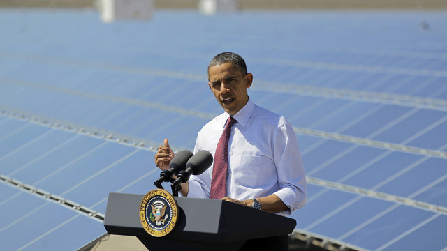 President Obama Announces Solar Power Commitments and Executive Actions