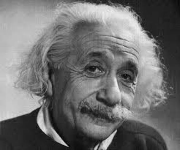 Albert Einstein Publishes First Theoretical Paper Describing the Photoelectric Effect