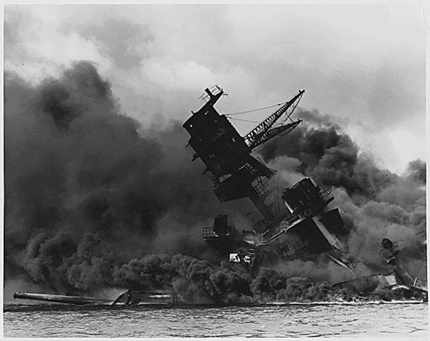 Pearl Harbour Continued