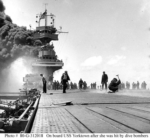 The Battle of the Midway