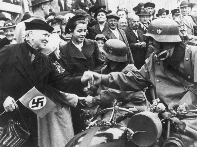 Occupation of the Sudetenland