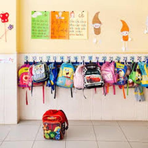 Empiezo Colegio (infantil)
