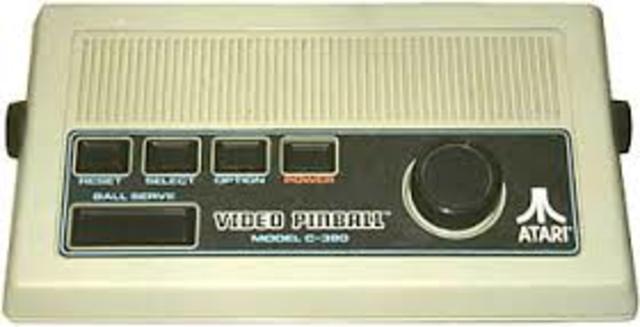 Atari Video Pinball