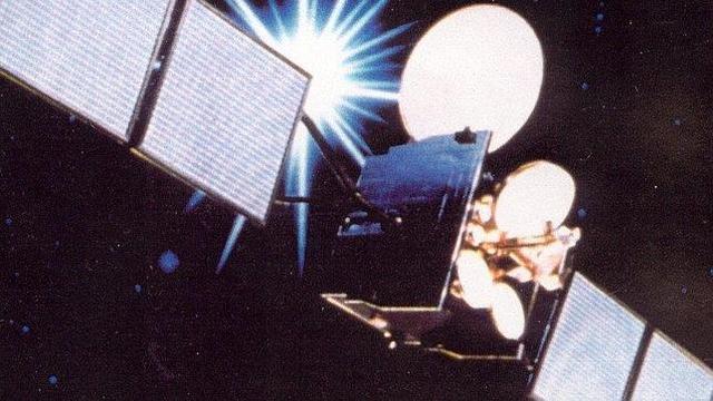 Hispasat, primer satélite español de Telecomunicaciones.