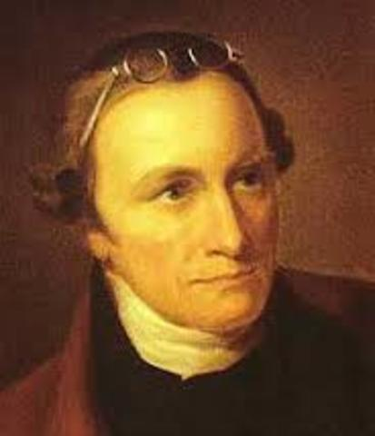 Patrick Henry's Speech in the Vurgunia Convention