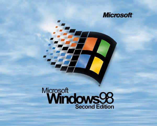 Windows 98 Second Edition (SE).