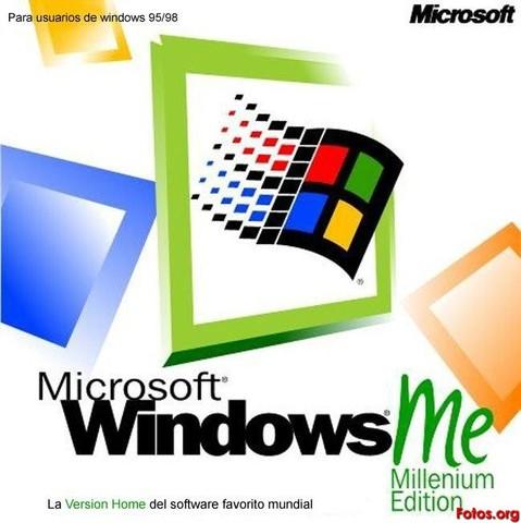 Microsoft Windows ME (Windows Millenium Edition)