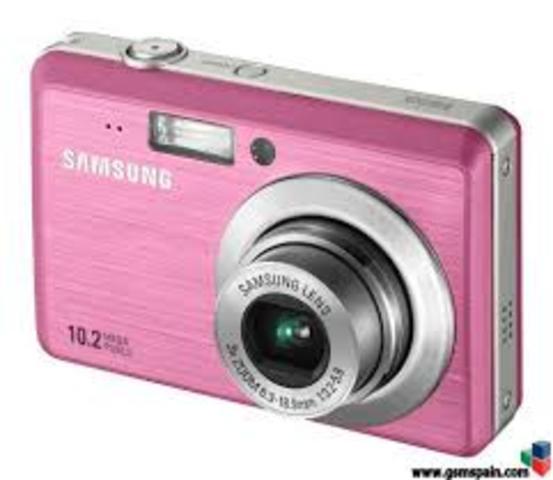 Mi primera cámara de fotos propia