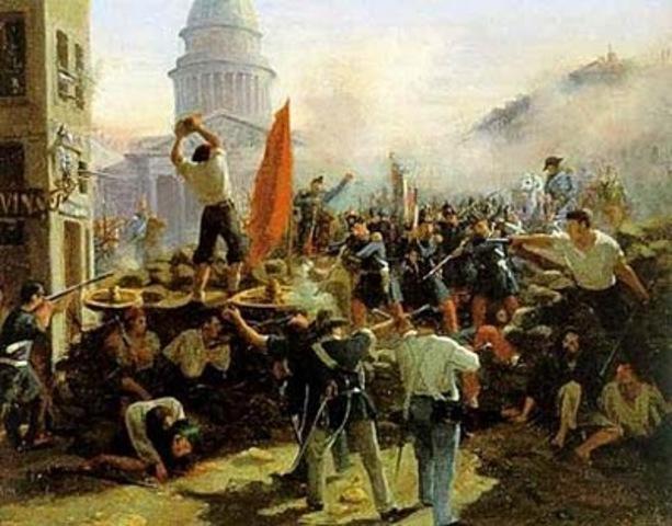 Expansió i fi de la revolució