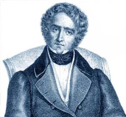 Mendizábal en la Constitució de 1837