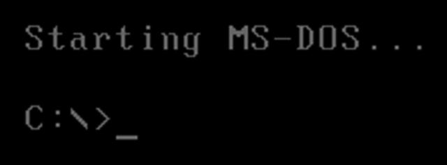 MS-DOS 1.1