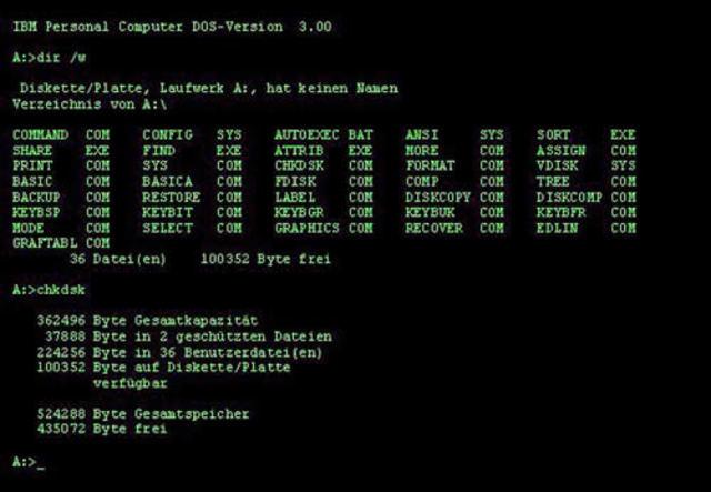 PC-DOS 3.0