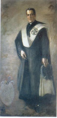 Rector de la Univerdidad del Rosario
