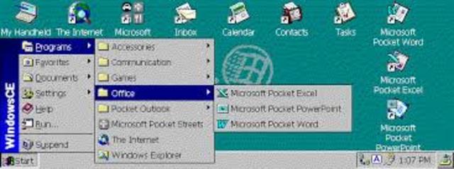 Windows CE 2.0