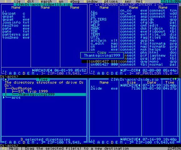 DR-DOS 7.05