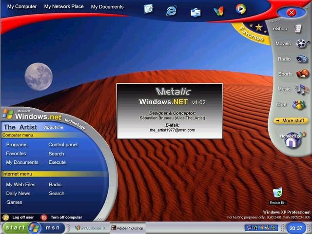 Windows.Net