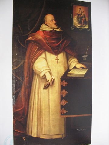 Pintura de Fray Cristóbal de Torres