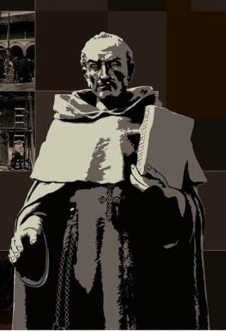 Estatua de Fray Cristóbal de Torres