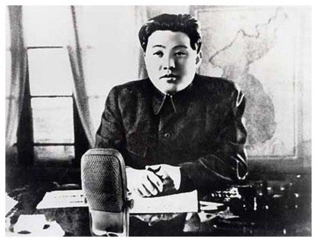 Democratic People's Republic of Korea Formed
