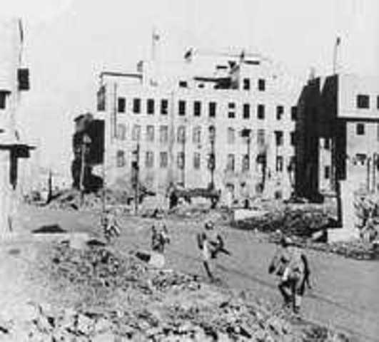 Pyongyang Captured by U.N. Forces
