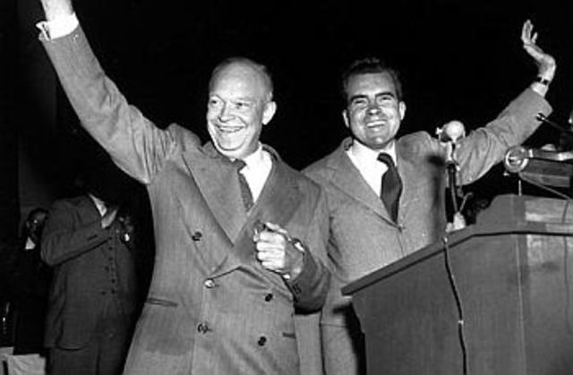 Eisenhower Elected