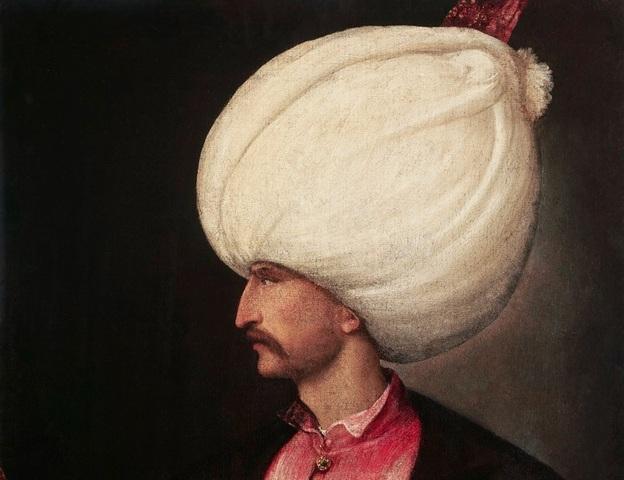 Szulejmán trónra lép