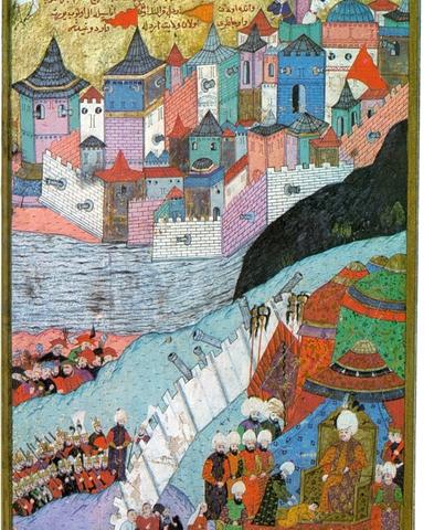 Buda török kézre kerül