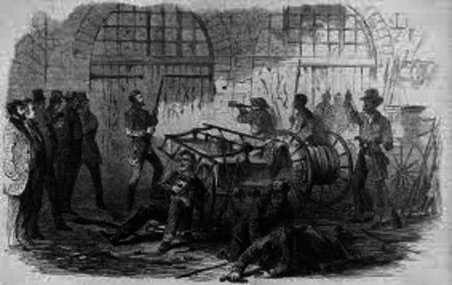 John Browns Raid/Harpers Ferry