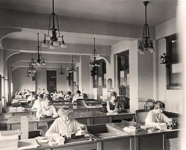 Tabulating Machines Co. (Herman Hollerith)