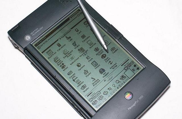 Primer PDA (APPLE NEWTON)