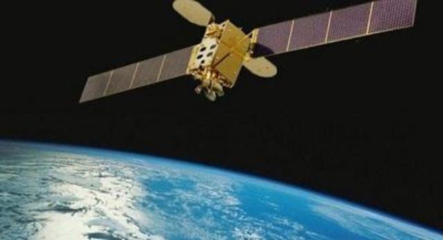 Primer satélite en órbita geoestacionaria.