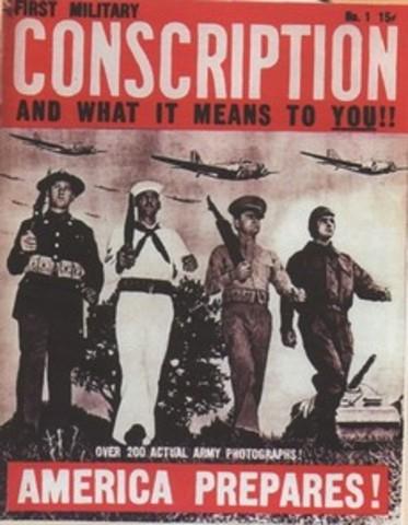 Conscrption