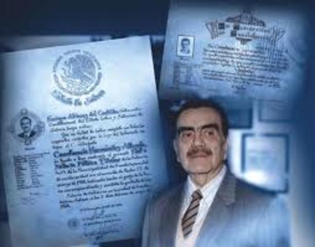 Constancio Hernández Allende •1971-1973 Zapopan