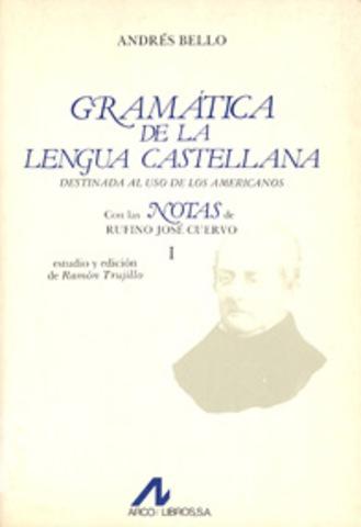 Gramática de la lengua castellana para americanos