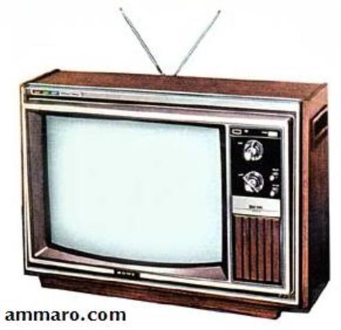 Familiar: Primera TV en color