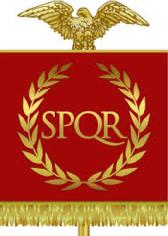 Caiguda del Imperi Romà d'Occident.