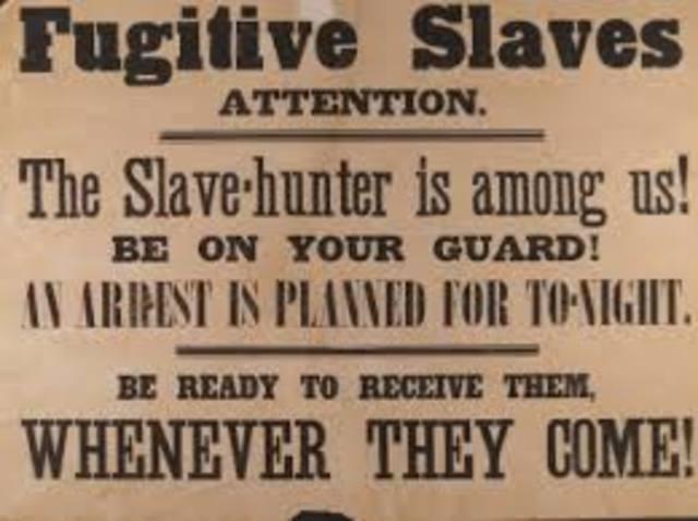 Fugutive Slave Act