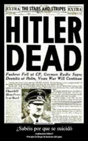 SOC Hitler se suicida en Berlin