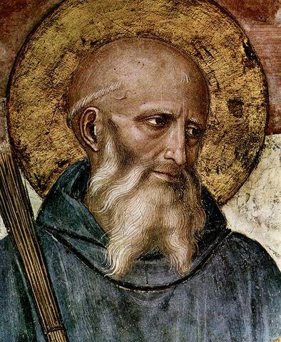 Fundació de l'ordre de Sant Benet