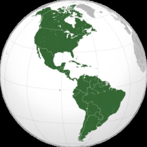 POL Se crea la organización de Estados  Americanos.