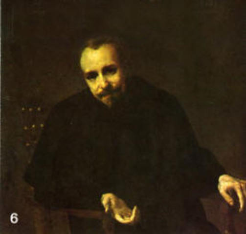 Rector de Vallfogona 1578-1623
