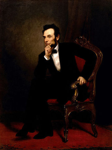 Abraham Lincoln Elected 16th President of the United States
