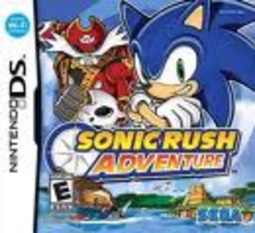 Sonic rush adventure is released.