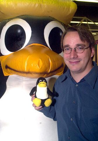 Los inicios de Linus Torvalds en Linux