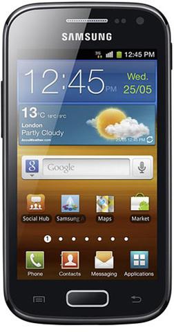 Mi primer smartphone.