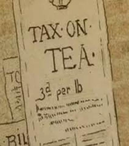The Tea Act