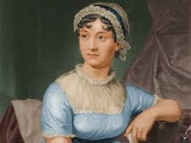Birth of Jane Austen