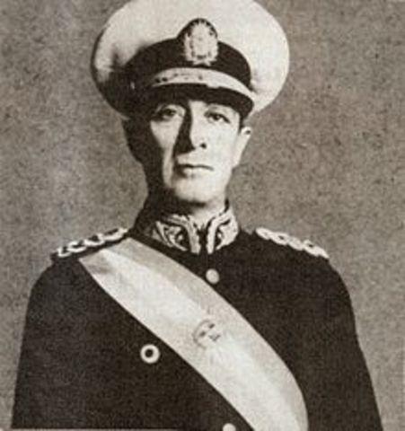 pol. El general Pedro Ramírez asumirá a la presidencia