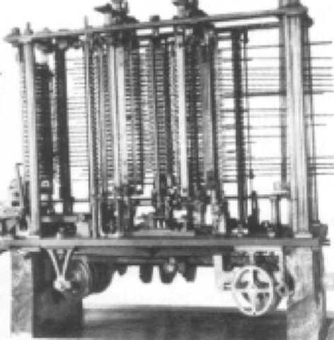La primera computadora!!